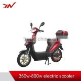350W Green electrc scooter/ motorcycle electric/e city bicycle