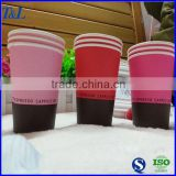 Best popular for party drinking usage factory supply customized paper cup 6 oz with good quality and low price