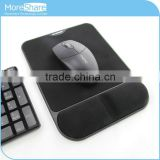 2016 shenzhen high qualityergonomic computer keyboard wrist rest pad