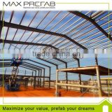 Fast installation economical steel structure for factory building                                                                         Quality Choice