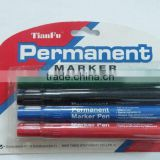 Hot Sale Permanent Fabric Marker Pen Colorful Fabric Marker