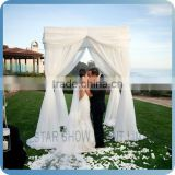 Used pipe and drape for sale wedding decoration event wood napkin ring pipe and drape set