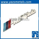 Wholesale brass chrome metal letters car emblem                                                                         Quality Choice