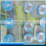 13.56MHz s50, s70 HF game card, token card PVC material RFID Key tag RFID coin for metro