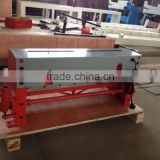 CE certification Easy to operation Manual shearing machine with best price