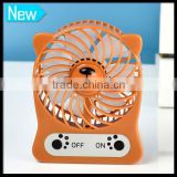 China Cheap Program Usb With Led Fan Clock