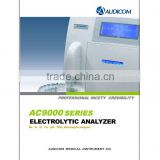 Audicom Electrolyte Analyzer