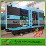 280Kw generator 6ZTAA13-G3 350Kva for hospital equipment and electric power supply