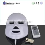 Led Light Skin Therapy Factory Led Skin Facial Led Light Therapy Rejuvenation 7 Colors Facial Pdt/led Mask Spot Removal