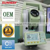 OEM &ODM Leica type friendly use interface total station