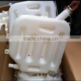 blow molding plastic tank in radiator mould/ radiator plastic tanks truck car mold CHINA TAIZHOU HUANGYAN