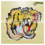 2016 hot selling brand style animal design fashion embroidery patches