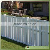 Hot sales vinyl swimming pool fence