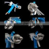 Chrome spray triangle paint spray gun No. SG3H for car paint