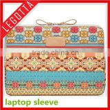 Bohemian innovational protect laptop bag for 8inch-15inch Dell / Hp /Lenovo/sony/ Toshiba / Ausa /Acer /Samsun laptop