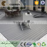 Decorative grey solid artificial indoors interior outdoor wooden flooring