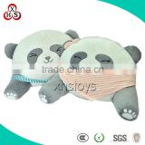 Super Soft Unique Wholesale best made safety baby plush animal pillow