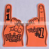 Custom Cheering EVA Foam Finger