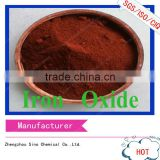 2013 Hot Chemical Products Red 120 Iron Oxide Pigment For Brick