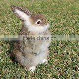 Easter Bunny Furry Animal Taxidermy Decor chinese zodiac toys