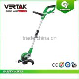 Vertak garden pollution-free electric weed trimmers,yardworks grass trimmer,electric lawn trimmers