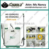 (AG-1220A) 20L agriculture knapsack water pump manual sprayer for liquid fertilizer