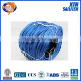 8mm uhmwpe marine winch rope for boat/marine towing rope