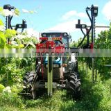 Tractor mounted Hydraulic Hedge Trimmer Cutter