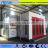High Quality Infrared Heating System Spray Booth Factory Car Paint Oven Color Can Choose