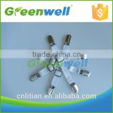 Various transports acceptable Best selling products metal suspender adjusters