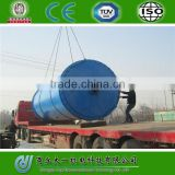 electric power type and new condition batch type waste tyre pyrolysis plant