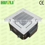 Cooling/Heating and CE Certification chilled water cassette type fan coil unit