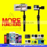 Lcose smartphone stabilizer, phone camera stabilizer for video shooting and photogragh