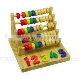 Abacus rack,Wooden abacus rack,toy game
