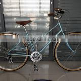 700C retro city bike