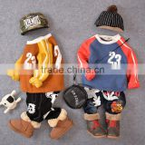 S15254A wholesale kids hoodies baby clothes boys childs hoodies