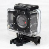 Allwinner V3 dual lens sports action camera 4K ultra HD 1080P DV recorder camera wifi
