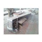 Welding Customed Drawing Heavy Steel  Fabrication , Power Transmission Parts Marine Crane Jib