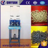 Cocoon bobbin winding machine