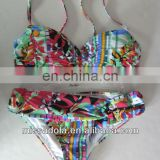 Hot Sell Floral Printing Bikini