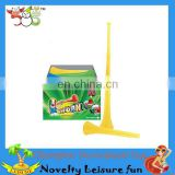 South African Style Collapsible Vuvuzela Horn Toy
