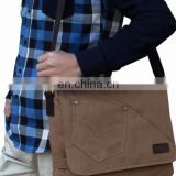 New Style British Style High Capacity Retro Casual Men's Canvas Messenger Bags 2015