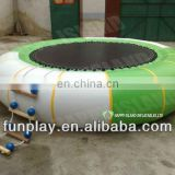HI Inflatable bouncy trampoline