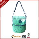 Fashional girls canvas messenger bag