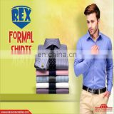 REX - Formal Mens Shirts