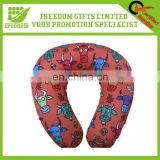 Customized Logo Promotional U Shaped Pillow