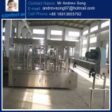 full automatic mineral water filling machine/bottled filling line three in one unit