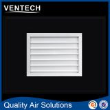 Machine used air ventilation gravity louver grille aluminum