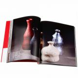 High end company advertising custom cheap catalogue printing