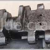 NIPPON SHARYO ED4000track shoe track pad for crawler crane IHI CCH1000